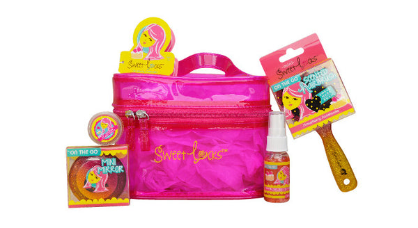Strawberry Sweetcake Sleepover Kit