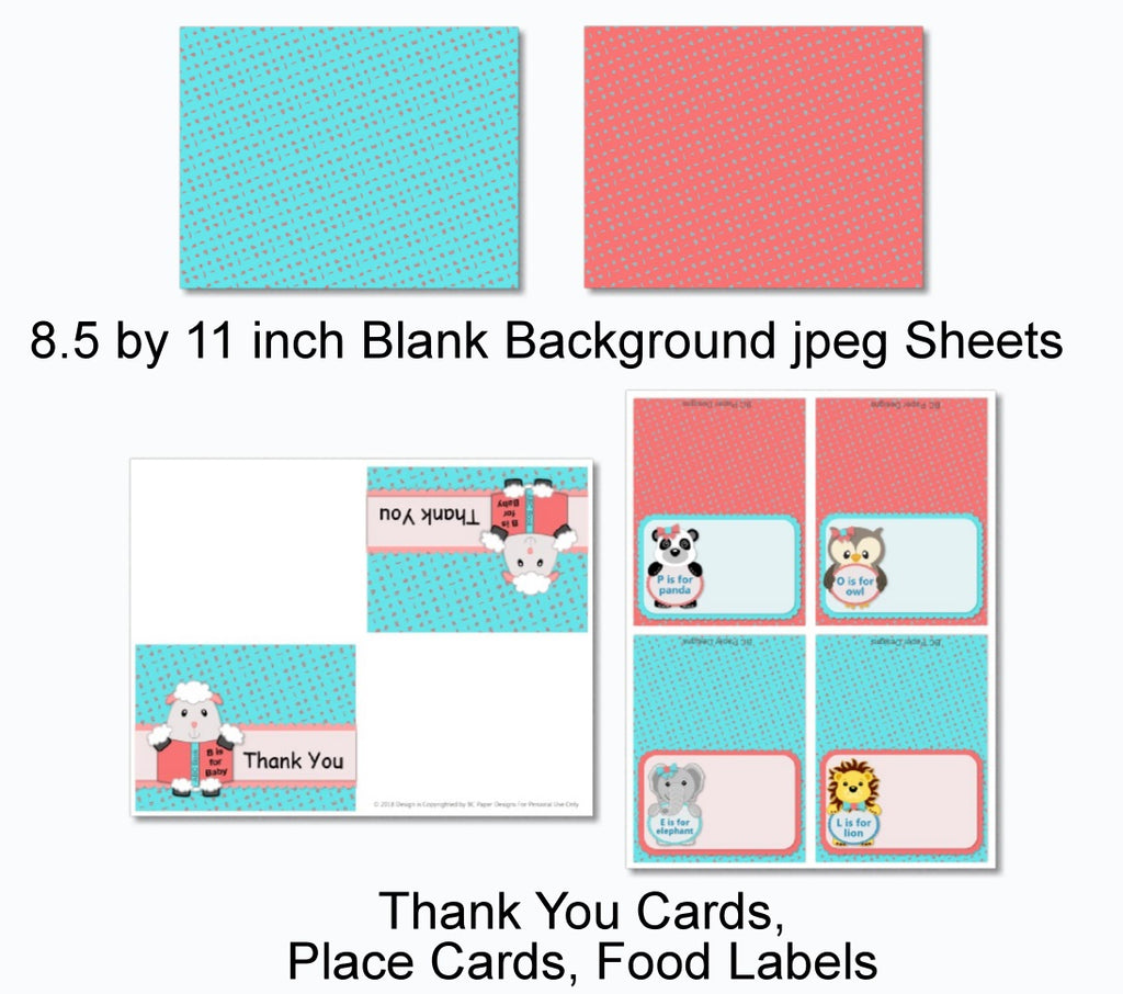 image about Thank You Banner Printable named E-book Themed Kid Shower Decorations - Printable Immediate Down load - Banner, Centerpiece, Cupcakes, Thank On your own, Online games