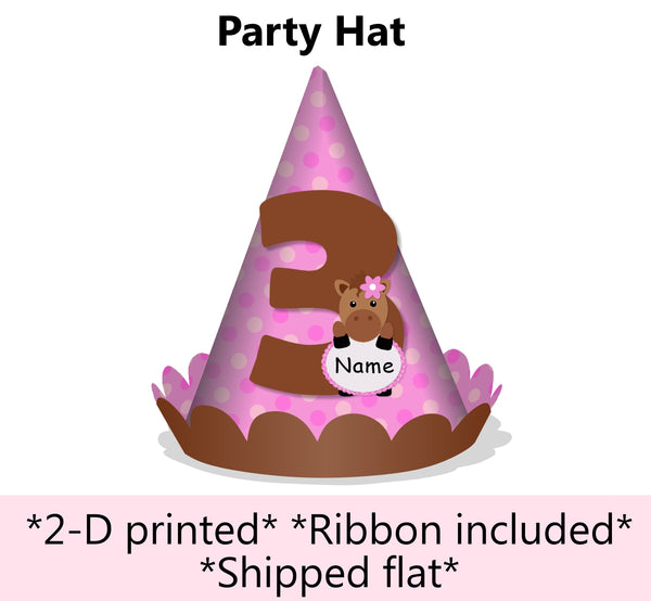 Little Pony Horse Birthday Party or Baby Shower Decorations