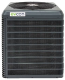 Evcon 2 Ton 14 Seer AC GAW14L24C22S R407C LX Series Single Phase R22 Drop In