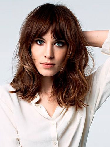 SHOULDER LENGTH CELEBRITY HAIRSTYLES (LOB)