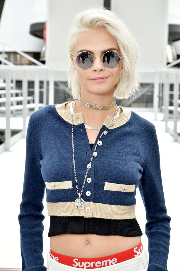 HAIR WATCH: CARA DELEVINGNE HAIR