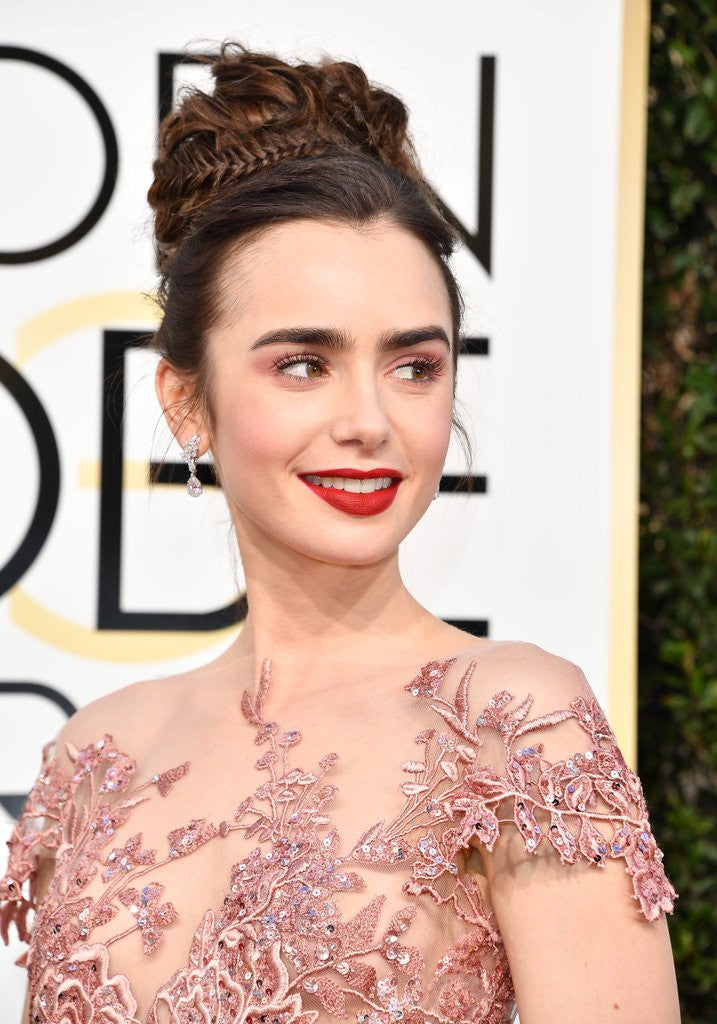 TOP 5 GOLDEN GLOBES HAIRSTYLES