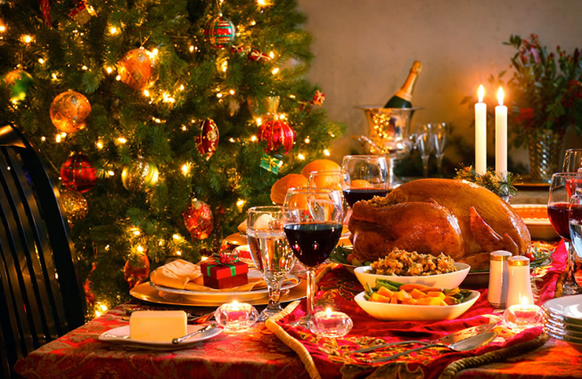 5 Things to do at the Holiday Dinner Table Other Than Go Insane