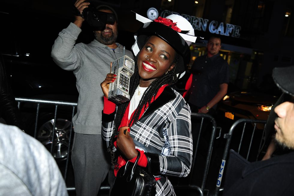 Celebrities That Slayed Halloween Last Year