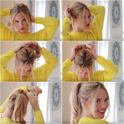 Your Everyday Guide To Perfect Ponytail Hairstyles Foxybae