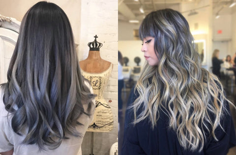 Balayage/Color Melting is a Popular 2017 Hair Color Trend | FoxyBae