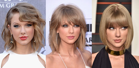 Taylor Swift Short Hairstyles | FoxyBae