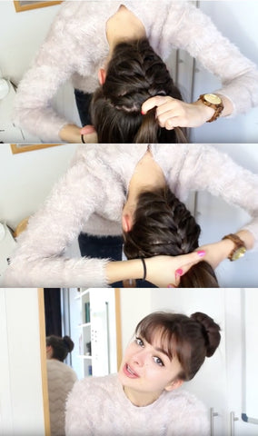 How to Style Hair With Bangs | FoxyBae