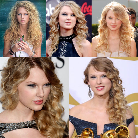 Taylor Swift Big Hairstyles | FoxyBae