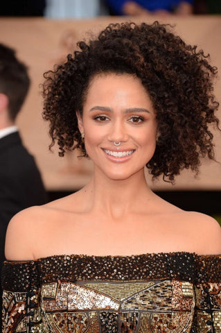 Nathalie Emmanuel Red Carpet SAG Awards | FoxyBae