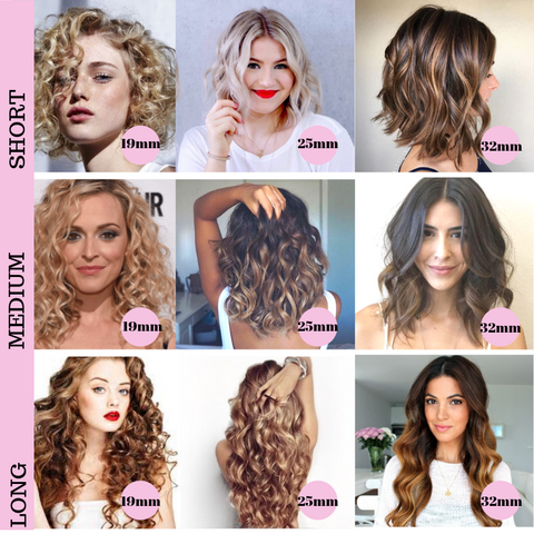 Curling Wand For Shoulder Length Hair Up To 63 Off Free Shipping