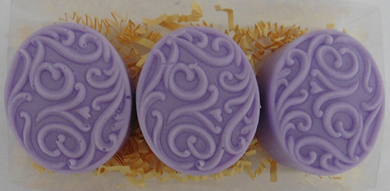 Violet Shea Soap by Sanibel Naturals