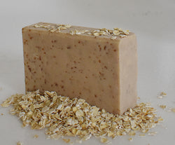 Oatmeal Milk & Honey Shea Soap