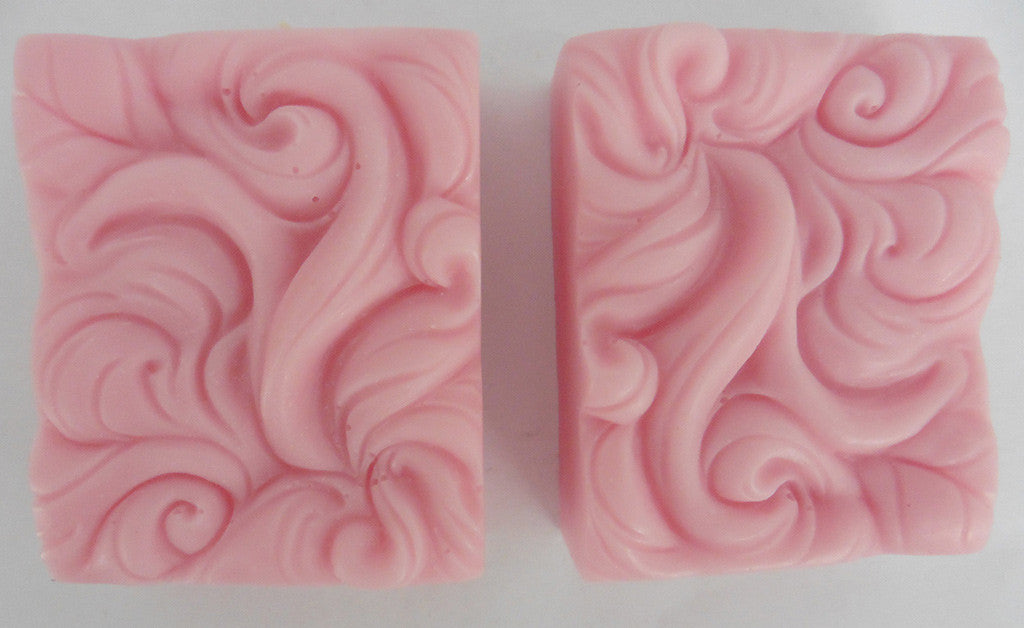 Pink Sangria Swirl Soap Collection by Sanibel Naturals