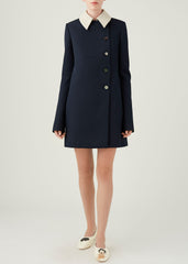 Mini Coat Dress