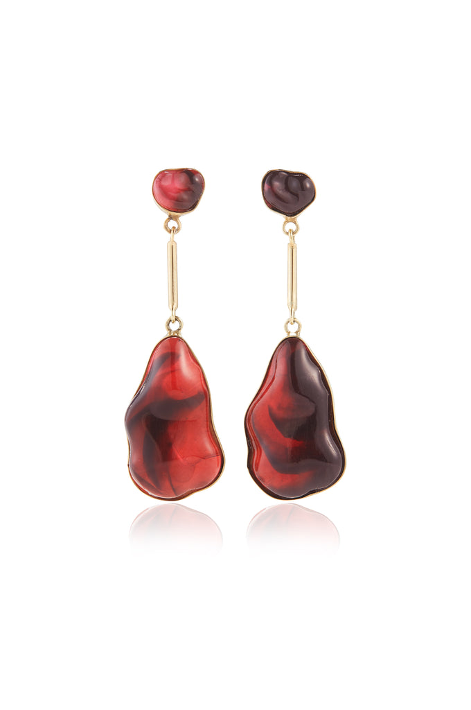 Drop-Down Earrings