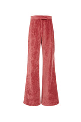 Cropped Corduroy Trousers