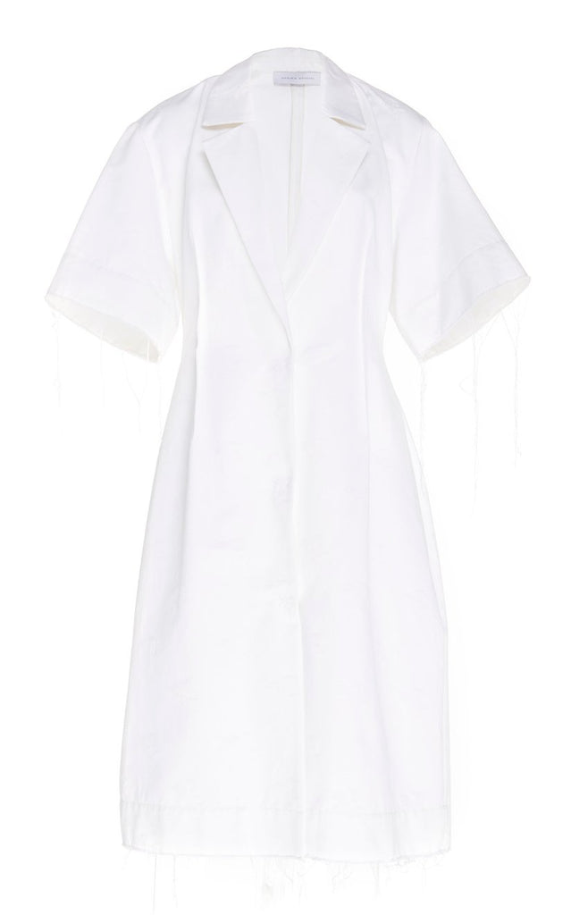 Waisted Shirtdress