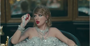 "Turns out the diamonds in Taylor Swifts ""Look what you made me do"" video are real."