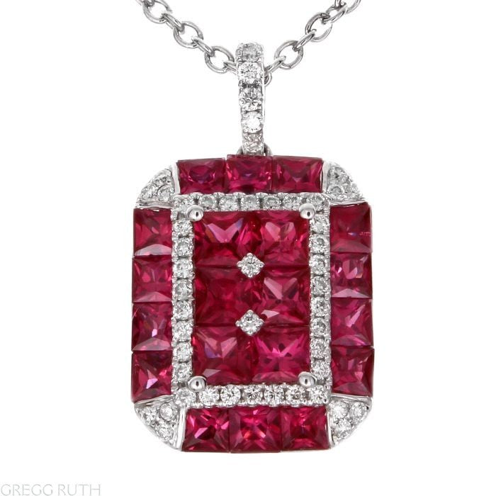 Ruby- July's Birthstone