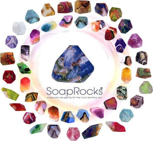 Gemstone SoapRocks