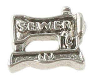 Sewing Machine Floating Charm