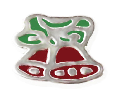 Christmas Bells Floating Charm