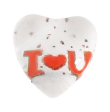 I Love You Photo Bubble Floating Charm