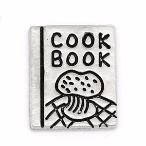 Cookbook Floating Charm