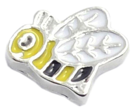 Bumble Bee Floating Charm