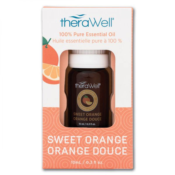 Sweet Orange theraWell Essential Oil