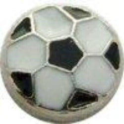 Soccer Ball Floating Charm