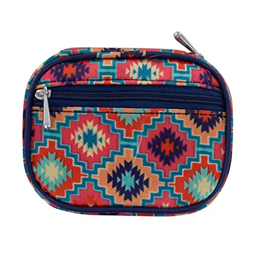 Aztec Azure Fashion Smart 7 Day Weekly Pill Organizer