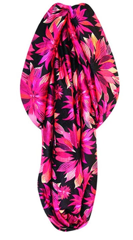 Loopy In Love Tropical Blush Infinity Scarf