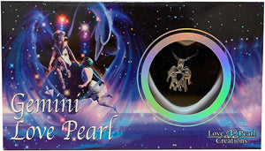 Love Pearl™ Gemini Zodiac Necklace DIY Oyster Opening Kit