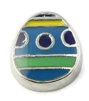 Easter Egg Floating Charm