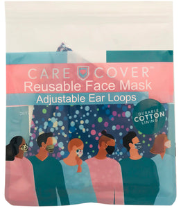 Bubbles Adult Care Cover Face Mask