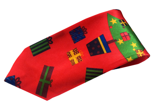 Uncle Bob's Ugly Christmas Neckties