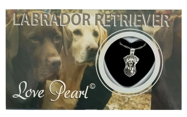 Love Pearl™ Labrador Retriever Necklace DIY Oyster Opening Kit