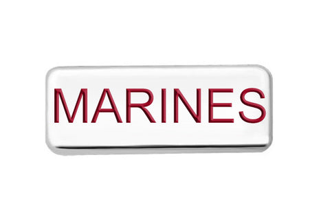 Marines Floating Charm