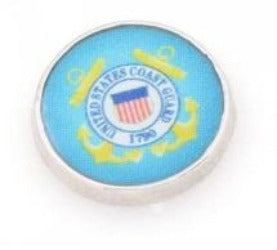 Coast Guard Floating Charm