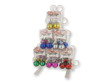 Winter Wishes Christmas Ornament Earrings