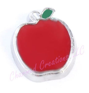 Apple Floating Charm