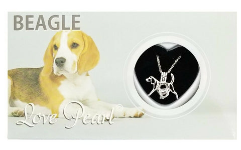 Love Pearl™ Beagle Necklace DIY Oyster Opening Kit