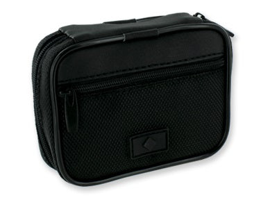 Men's Black Fashion Smart 7 Day Weekly Pill Organizer