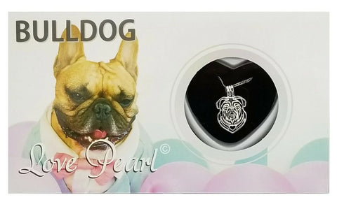 Love Pearl™ Bulldog Necklace DIY Oyster Opening Kit