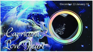 Love Pearl™ Capricorn Zodiac Necklace DIY Oyster Opening Kit
