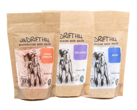 Windrift Hill 5oz Bath Salt
