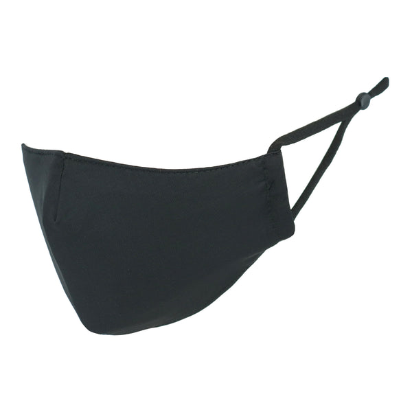 Black Adult Care Cover Face Mask